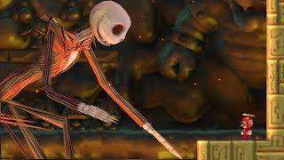Jack Skellington in New Super Mario Bros. Wii