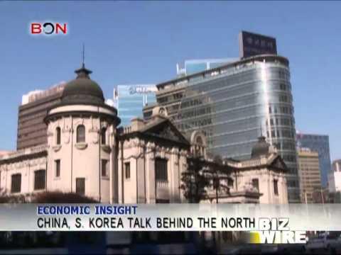 China, South Korea talk behind the North - Biz Wire - June 7,2013 - BONTV China