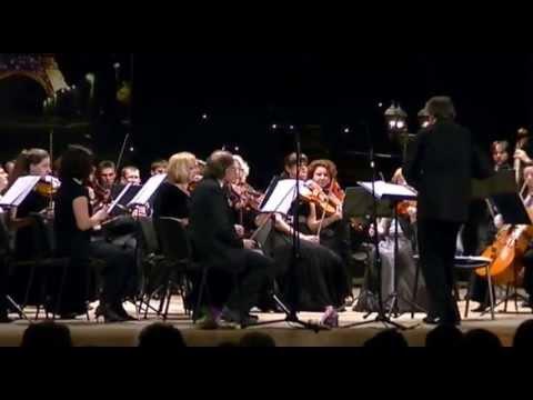 Черкасский симфонический оркестр. Французская музыка.