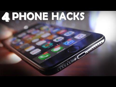 4 Awesome Smartphone Hacks!