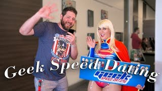 Geek Speed Dating at Dallas Fan Expo 2018