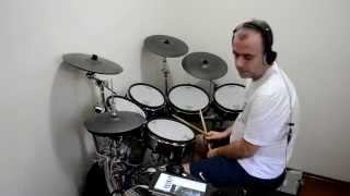 Ugly Kid Joe - Everything About You - Drum cover by Marcos Fernandes