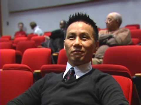B.D. Wong speaks at GRCC on diversity in America