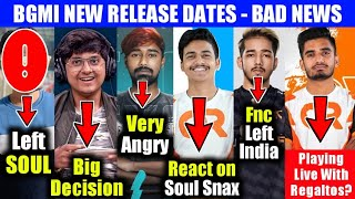 Mortal big decision, Soul leaks, Neyoo angry, Fnc left India?, BGMI date, Scout, Mavi, Ghatak gaming