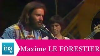 """Maxime Le Forestier """"En Amérique sur Seine"""" (live officiel) - Archive INA"""
