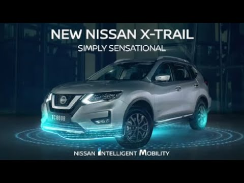 New Nissan X Trail Simply Sensational Youtube