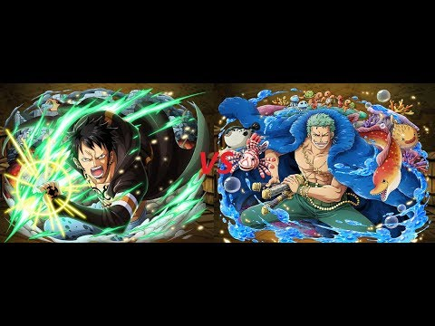 OPTC 20 Stamina Straw Hat Mission Part 2 with V1 Law !