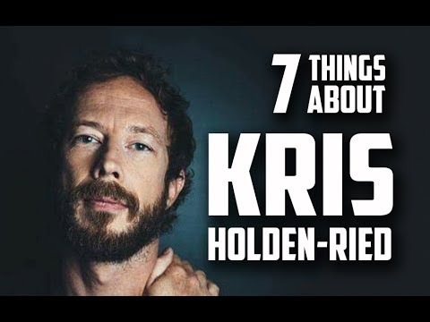 7 Things You May Not Know About Kris HoldenRied