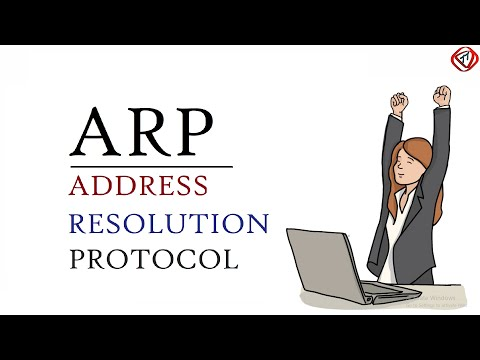Address Resolution Protocol (ARP) - Explained With Example | Computer Network | TechTerms