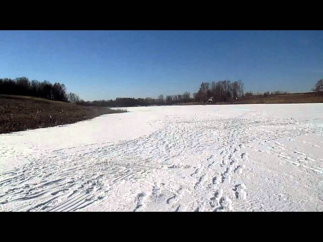 Последний выезд на лед 2016 2