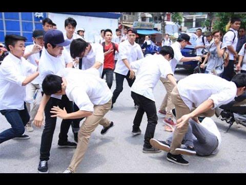 Bạo lực học đường hiện nay