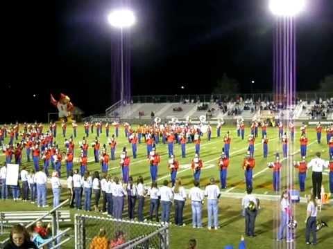 Scott County High School Marching Band Dynamite Youtube