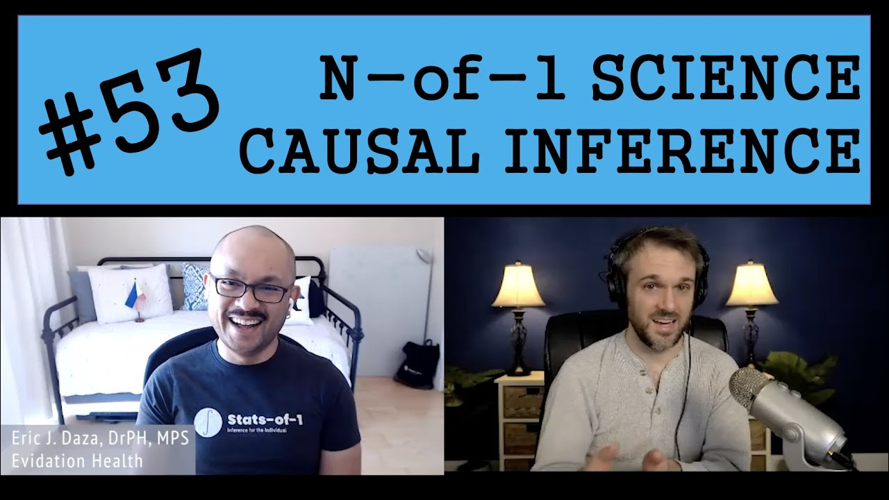 Eric Daza | N-of-1 Science & Causal Inference | Philosophy of Data Science