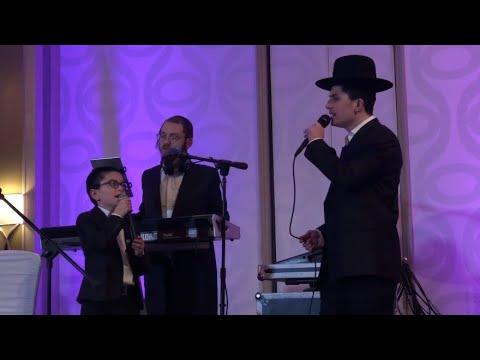 Yitzi & Meir Rosinger • Yedidim • Yeedle Kahan | גערוישן אין הימל