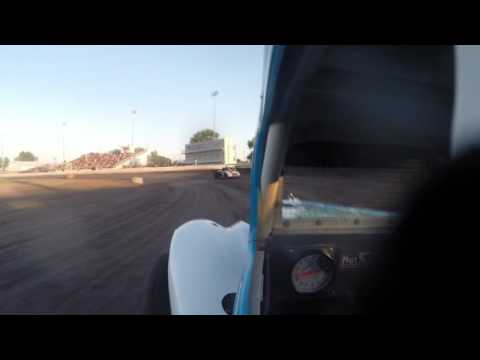 Lee County Speedway 7-29-16 Legends Heat Apfelbeck Racing
