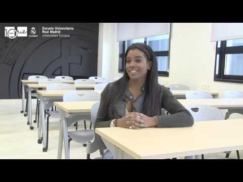 Our Students Talk... MBA - Master's Degree In Sports Management