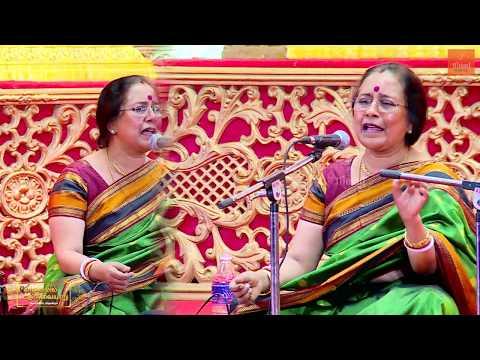"""Bhagyalakshmi Suresh - """"KOVAIYIL THIRUVAIYARU"""" - A Tribute to Saint Thyagaraja."""