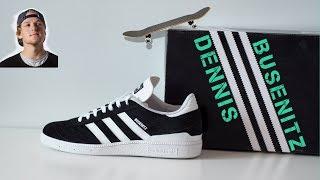 Обзор кед Adidas Busenitz