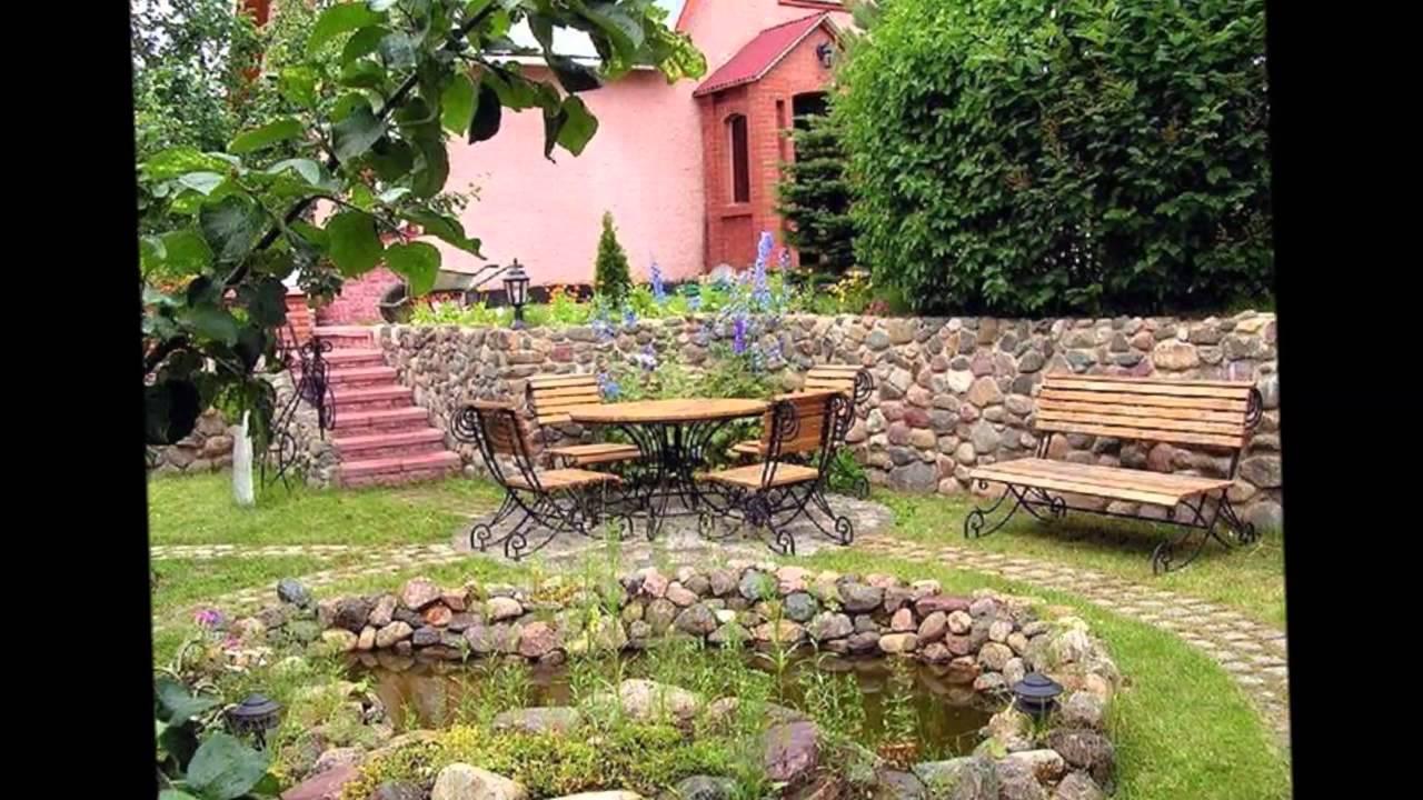 Как сделать двор красивым фото 819