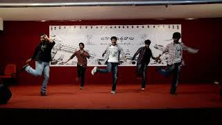cinematic dance  for telugu songs @ugadhi2k14 part-2 #e360