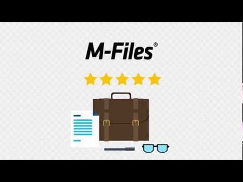 M Files Overview Video 2016