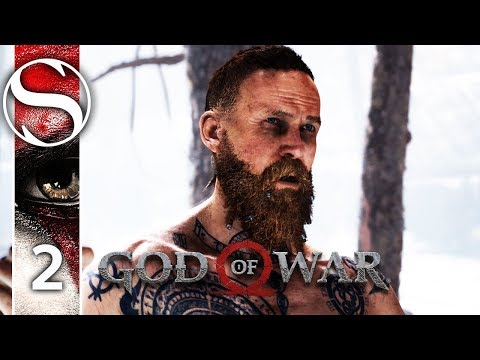 #2 The Stranger - God Of War 4 - God Of War 4 Gameplay