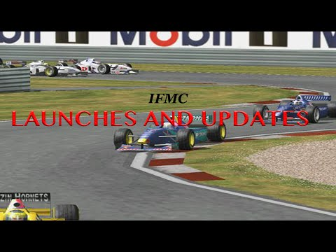 IFMC | Grand Prix 3 | S1 | Teams, Drivers and Livery launches + Updates