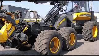 Xgiełda Harvester Ponsse Ergo 6W 2013r