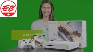 Forza Horizon 3 1tb Console Unboxing   Xbox | Eb Games