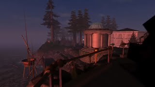 ASMR Let's Play - Myst - Part 2: Puzzles & The Island's Edge