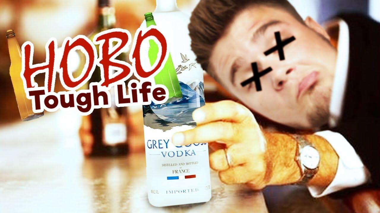 ZAPIŁEM SIĘ NA ŚMIERĆ! | Hobo: Tough Life [#14] (With: Dobrodziej, Plaga, Kiszak)
