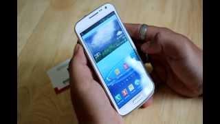 Đập hộp Samsung Galaxy Pop E220S tại Di Động Việt