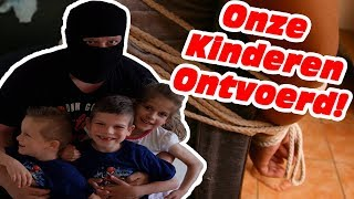 ONZE KINDEREN ZIJN ONTVOERD !! - KOETLIFE VLOG #708
