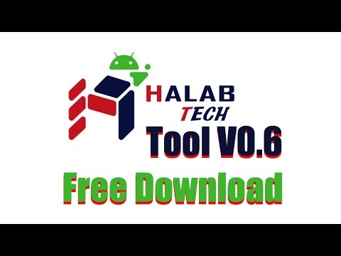 HalabTech V0.6 Crack Free Download | HalabTech Tool Latest Version | HalabTech Tool Version 2019