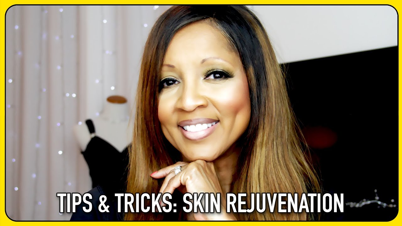 SKIN REJUVENATION REGIMEN - Face, lips & hands