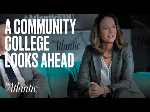 A Community College Looks Ahead
