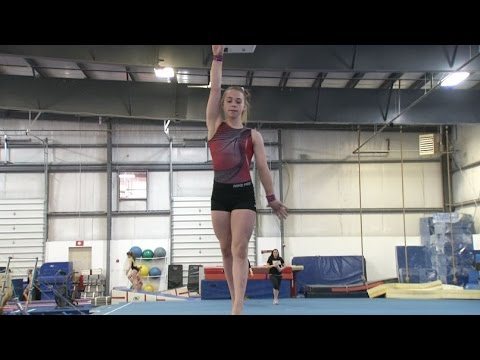 Little Big Shots: Gymnast Grace Walker