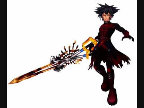Kingdom Hearts Birth by Sleep Vanitas Battle~ Enter the Darkness~ music EXTENDED