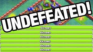 This Base has NEVER LOST! UNDEFEATED Clash of Clans Strategy | CoC |