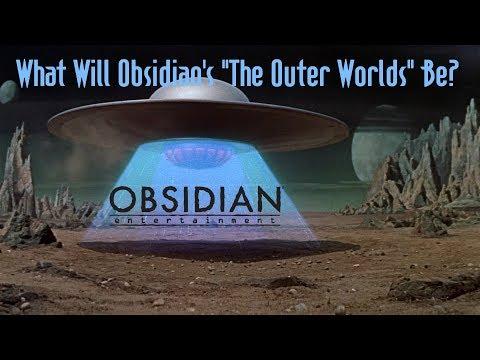"""What Will Obsidian's """"The Outer Worlds"""" Be?"""