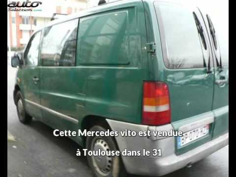 Mercedes Vito Toulouse