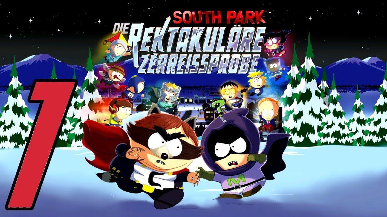 South Park 2 Spiel