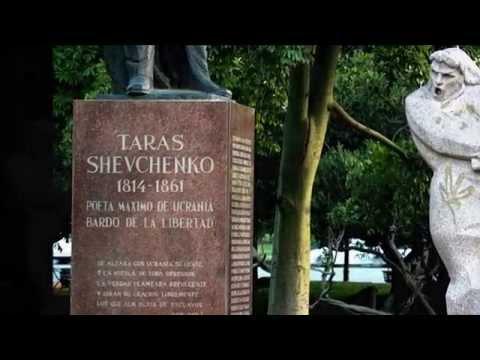Shevchenko Monuments