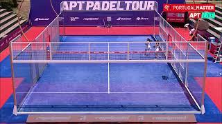 APT - Portugal Master - Semifinales