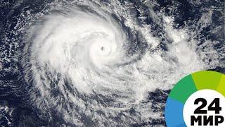 Тропический шторм «Яги» обрушился на Китай - МИР 24