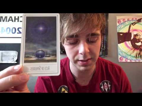 Daily 906 Tarot Card Reading - Ace of Spheres