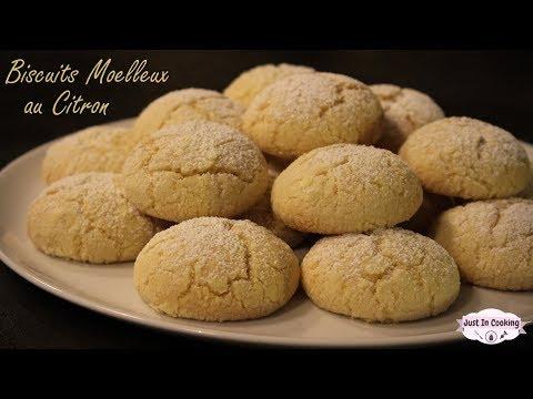 recette-de-petits-biscuits-moelleux-au-citron