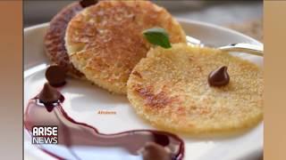 Food Blogger, Atim Ukoh Dishes Accra Pancake Puffs