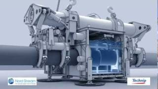 Oil and Gas - 3D Animation - Subsea Operations