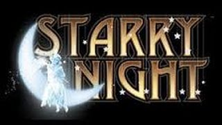 Starry Night - Multimedia Games Slot Machine Bonus